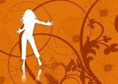 Taniec, grafika